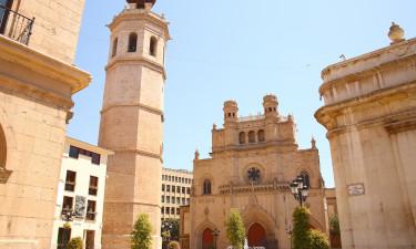 Atmosfærefyldte Castellón by
