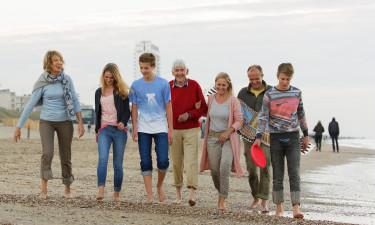 Aktiv ferie tæt på Danmark