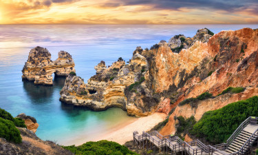 Lær mere om Algarvekysten