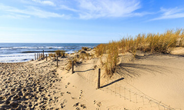 Glem ikke at nyde havet og sandstranden