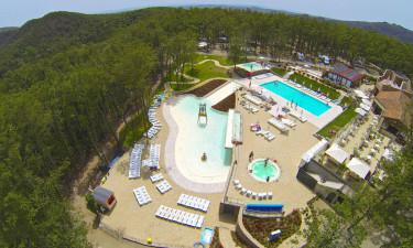 Info om Camping Orlando in Chianti