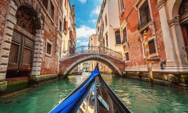 Oplev Venedig og meget mere