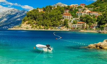 Skønne ferielejligheder i Dalmatien