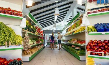 Muligheder for indkøb og shopping