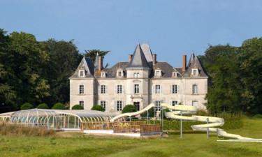 Familieferie i Vendée