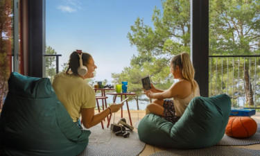 Camping Lanterna in Istrien
