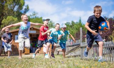 Sjove aktiviteter og faciliteter