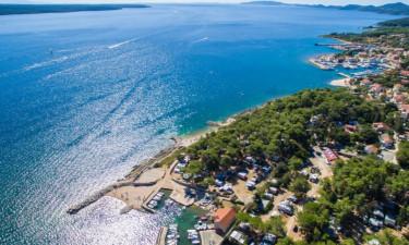 Camping Rapoća auf Dalmatien