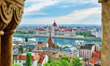 Besøg det kulturrige og smukke Budapest