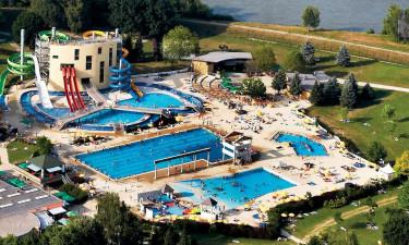 Wellness, pool og afslapning for hele familien