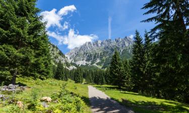 Læs mere om camping til Tyrol