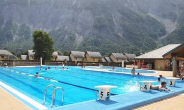 Gode faciliteter og poolområde