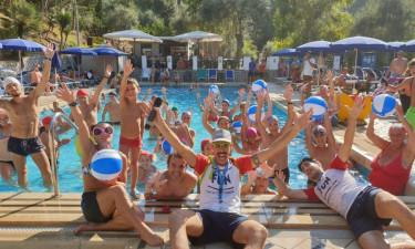 Aktiviteter og underholdning på Camping Santa Fortunata