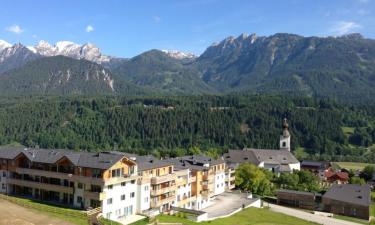 Ferielejligheder i Steiermark