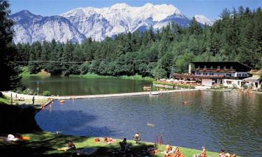Luksuscamping i Tyrol