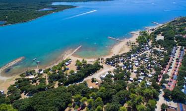 Camping Lopari auf Dalmatien