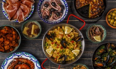 Spanien bugner af lækre råvarer og uforglemmelige madoplevelser