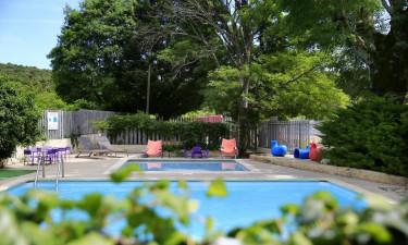 Bademuligheder med pool