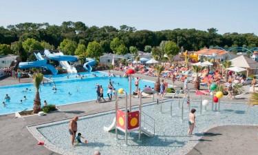 Nyt flot poolområde