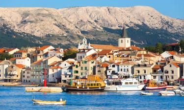 Mobilheim Kroatien Insel Krk