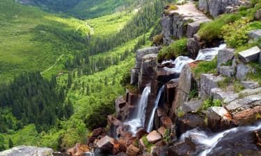 Campingferie med skønne naturoplevelser