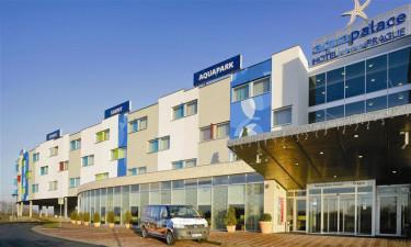 Generelt om Hotel Aquapalace