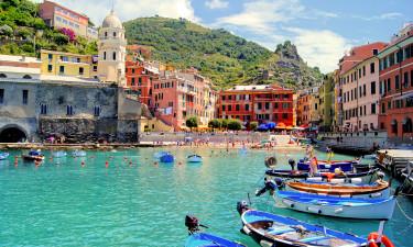 Luksusowe wakacje na campingu Cinque Terre