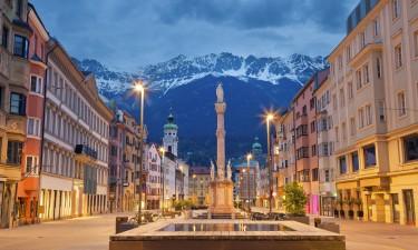 Oplevelser i alsidige Innsbruck