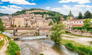 Spændende byer i Calabrien