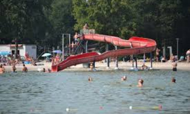 Skønne bademuligheder på Vakantiepark De Bergen