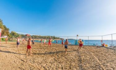 Sport Camping Bijela Uvala in Istrien