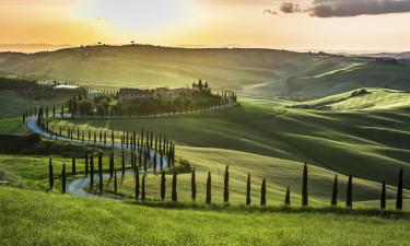 Luksuscamping i særklasse i Italien