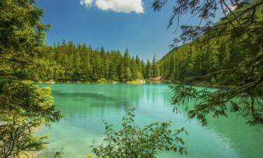 Plaże i natura w Austrii