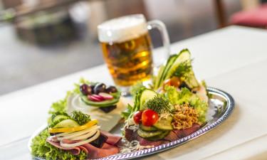 Spændende restauranter og barer