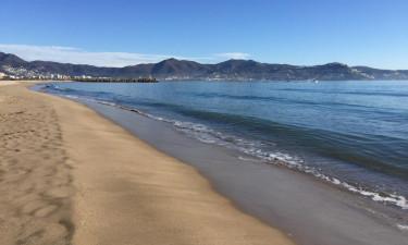 Tag på stranden og oplev nærområdet ved feriestedet Gran Reserva
