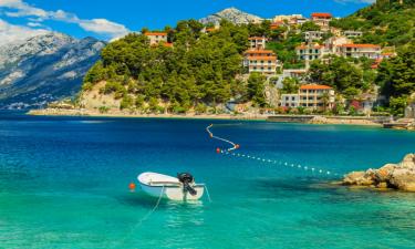 Strandok és természet Dalmáciában