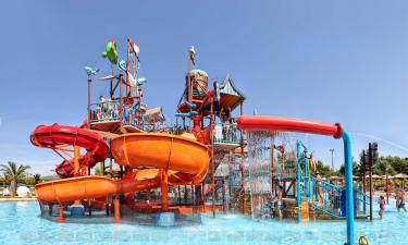Information om Aquapark Solaris