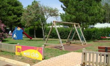 Chorwacja camping Porto Sole