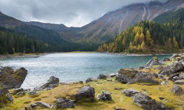 Strandok és természet Tirolban - Kempingezés