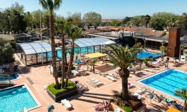 De bedste campingpladser i Languedoc-Roussillon
