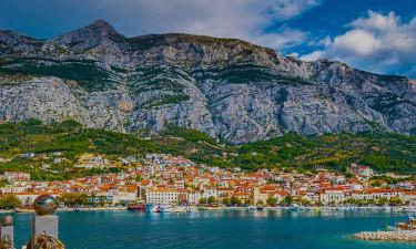 Makarska by og udflugter