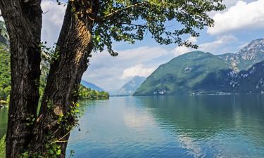 Swimmingpool og Idrosøen