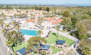 Camping i Languedoc-Roussillon