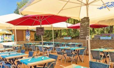 Restaurant Camping La Côte Sauvage