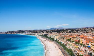 Campingplätze Côte d'Azur