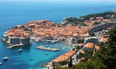 Camping ved Dubrovnik