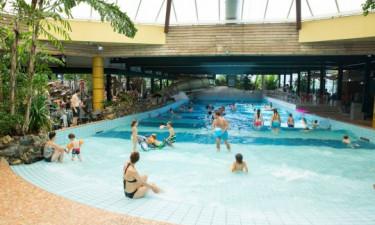 Stort og sjovt badeland for både store og små