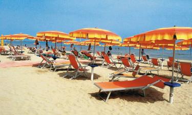 Basen, plaża i inne udogodnienia
