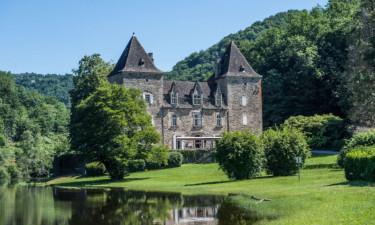Camping Le Gibanel in der Dordogne