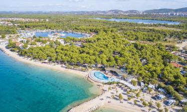 Fantastiske Camping Beach Resort Solaris